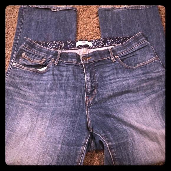afa133425fc Levi's Jeans | Levis Perfect Waist 525 Bootcut Size 1820 | Poshmark